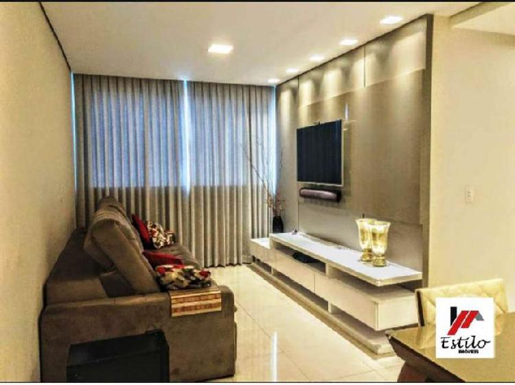 Apartamento 3 quartos, ímpar no bairro, com 3 quartos,