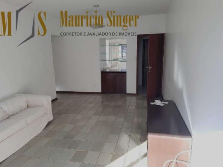 Apartamento 3 quartos para venda na Graça, Salvador - Bahia