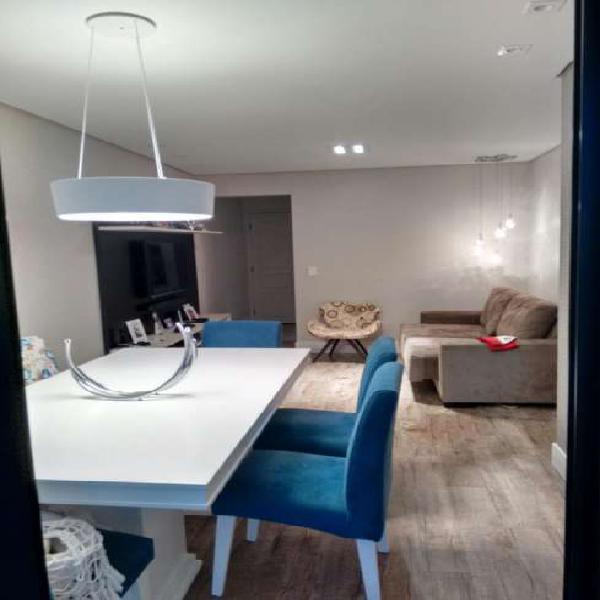 Apartamento,3Dorms, 1 suite, 2 vagas de garagem- Belenzinho