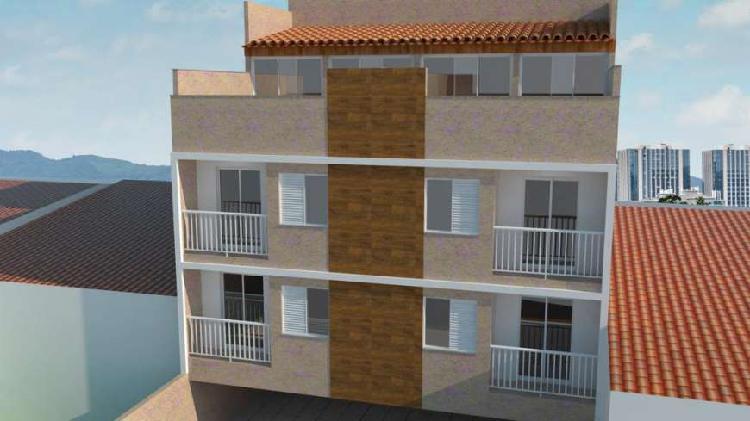 Apartamento 46 metros quadrados com 2 quartos em Vila
