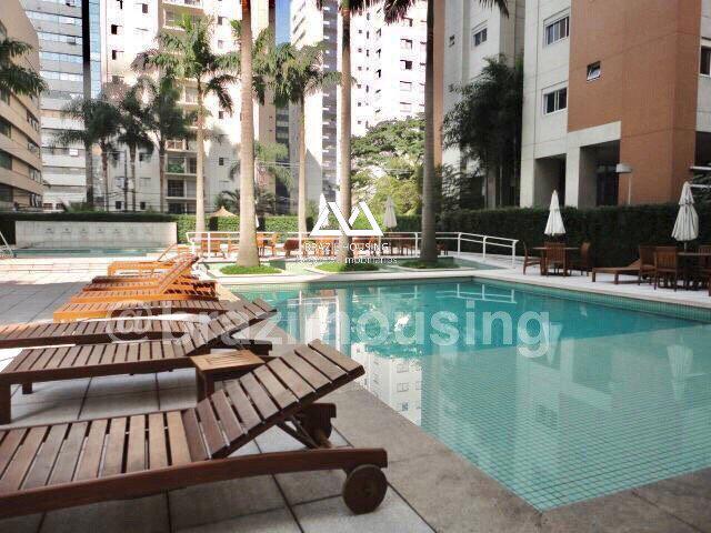 Apartamento Alto Padrão para Aluguel em Vila Olímpia São