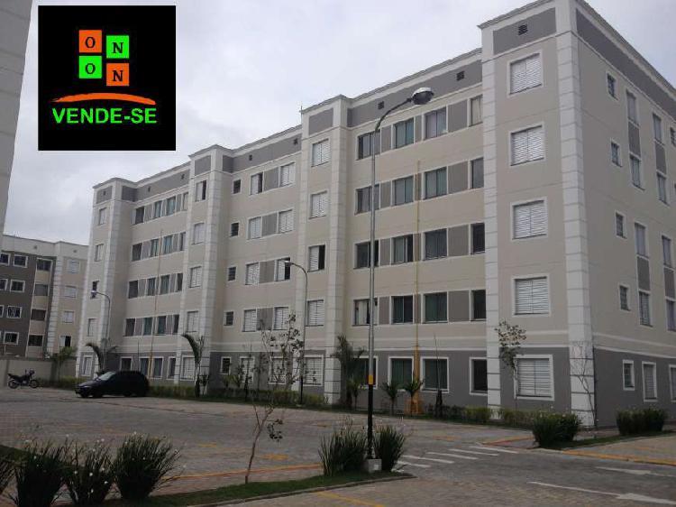 Apartamento Próximo a Estação da CPTM de Suzano - [