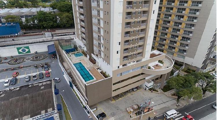 Apartamento com 2 dormitórios à venda, 74 m² - Centro -