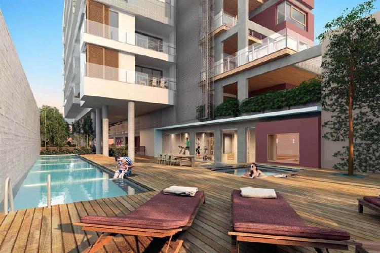 Apartamento de 52m2 na Vila Madalena. R. Mourato Coelho