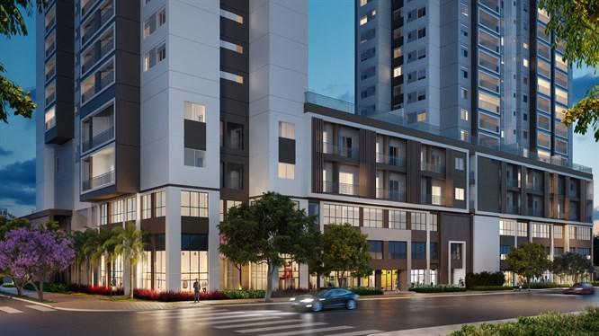 Apartamento de 84m² 3 dormitórios 1 ou 2 vagas de Garagem