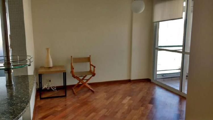 Apartamento em Bela Vista com 1 Suíte, 2 Banheiros, 1 Vaga