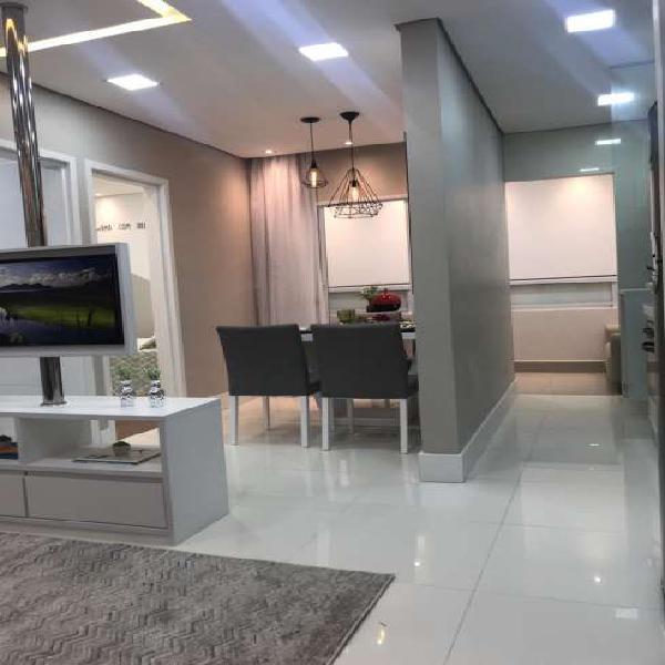 Apartamento para venda com 45m2, 2 quartos em Centro -
