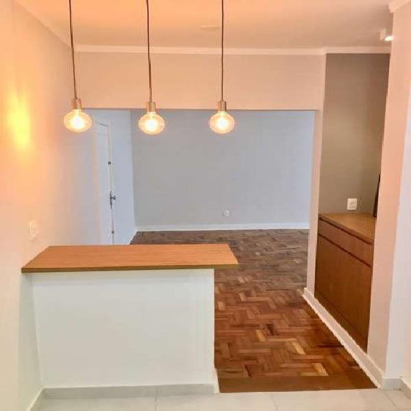 Apartamento para venda com 88 metros quadrados com 2 quartos