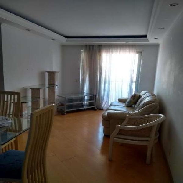 Apartamento para venda tem 68 metros quadrados com 3 quartos