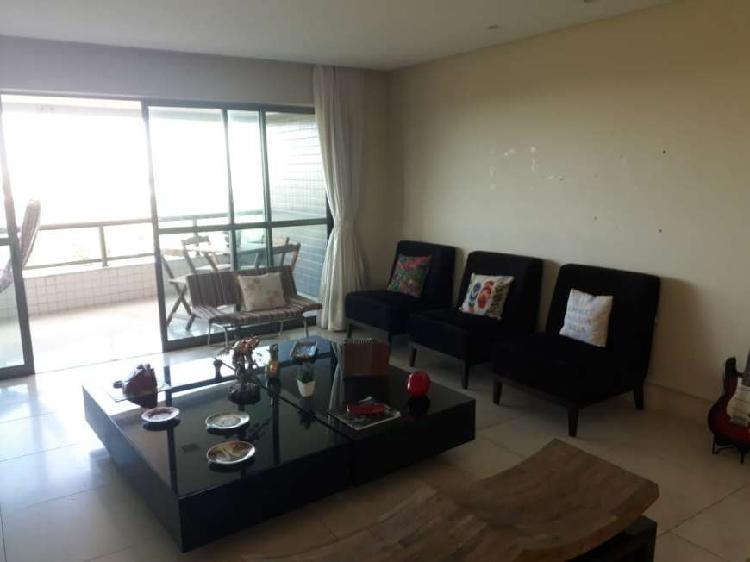Apartamentos à venda, 4 quartos, 3 vagas, Caxangá -
