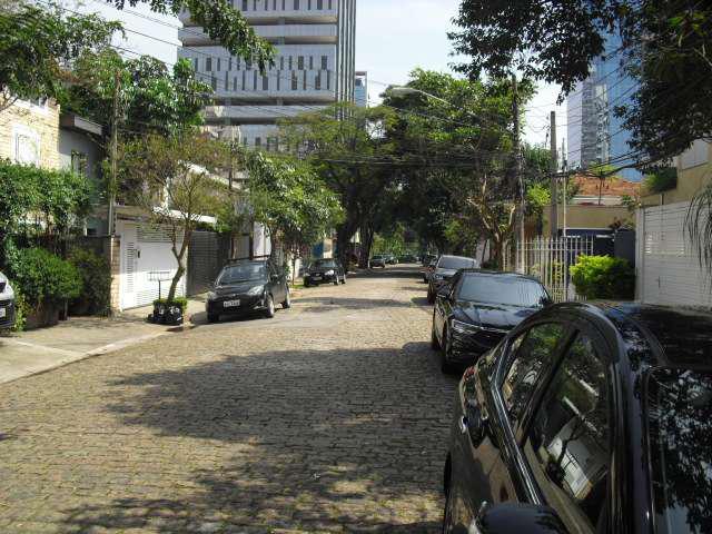 Casa de Vila / Sobrado - Vila Nova Conceição - São Paulo