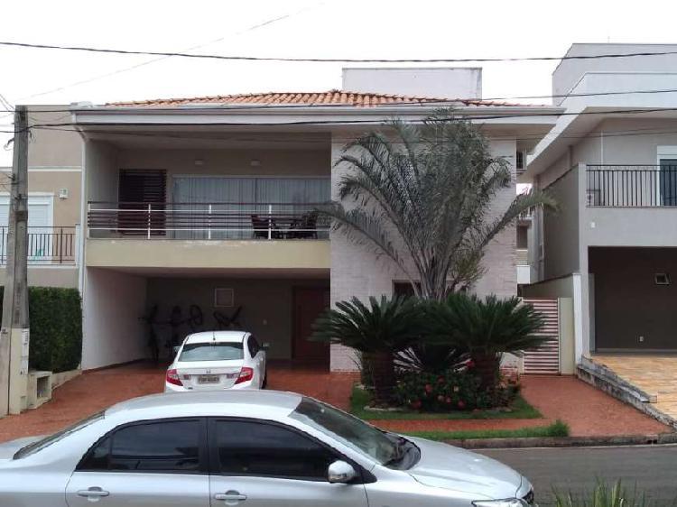 Casa de condomínio para venda com 350 metros quadrados com