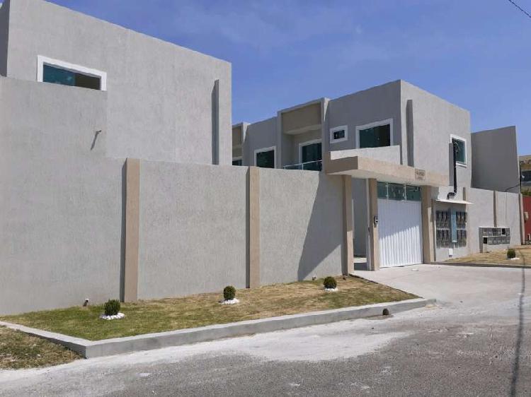 Casa de condomínio para venda possui 100 metros quadrados