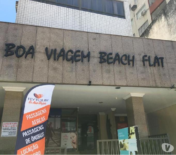Flat Apartamento para alugar em Boa Viagem