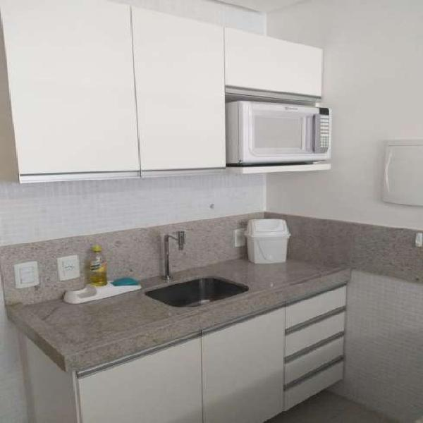 Flat para aluguel mobiliado no Alto da Glória - Goiânia -