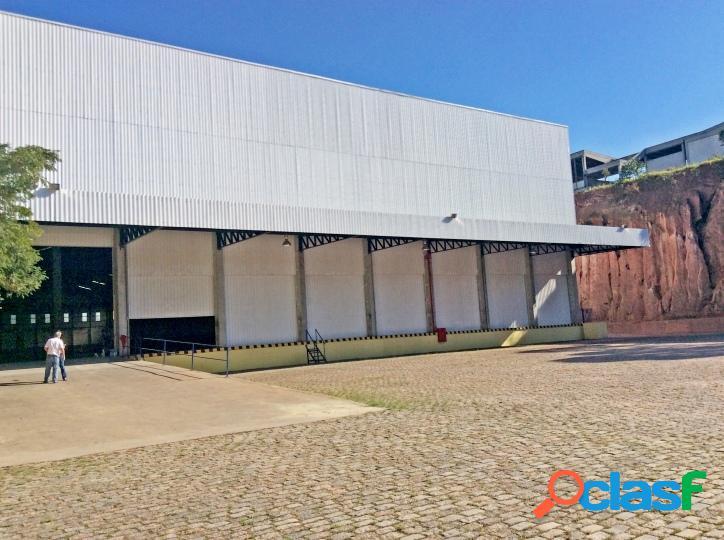 Galpão 10.600 m2 Jardim Alvorada Jandira
