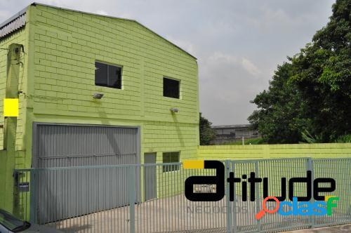 Galpão 280 m2 em Barueri proximo a Rodovia Castelo Branco