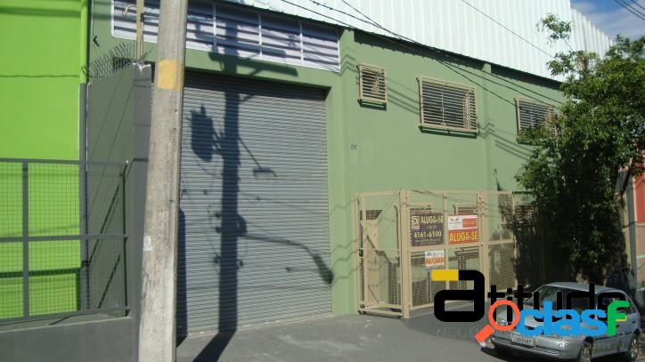Galpão 450 m² para locação Barueri - SP