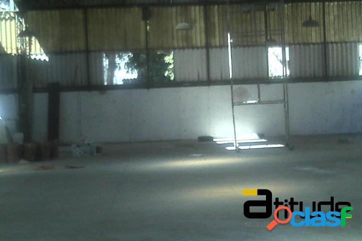 Galpão Logistico e Industrial em Barueri