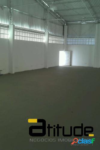 Galpão novo 1200m² em Barueri