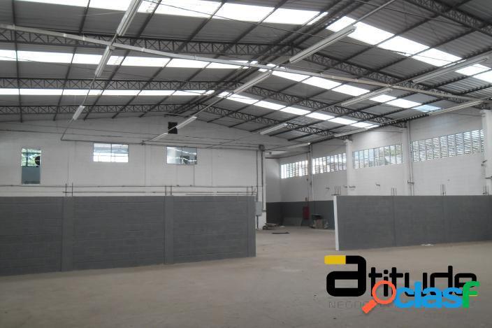 Galpão para alugar Jardim Califórnia em Barueri 1.000 m²