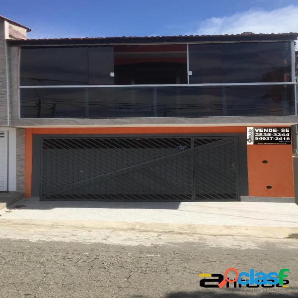 Linda casa à venda no Centro de Jandira