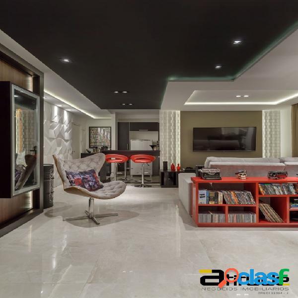 Lindo Apartamento no AplaView MOBILIADO