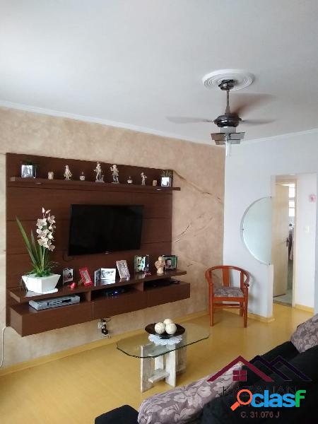 Lindo apartamento de 2 dormitórios para venda em Santos