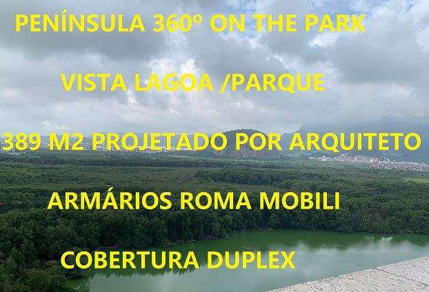 PENÍNSULA 360 ON THE PARK - ACEITO PERMUTA