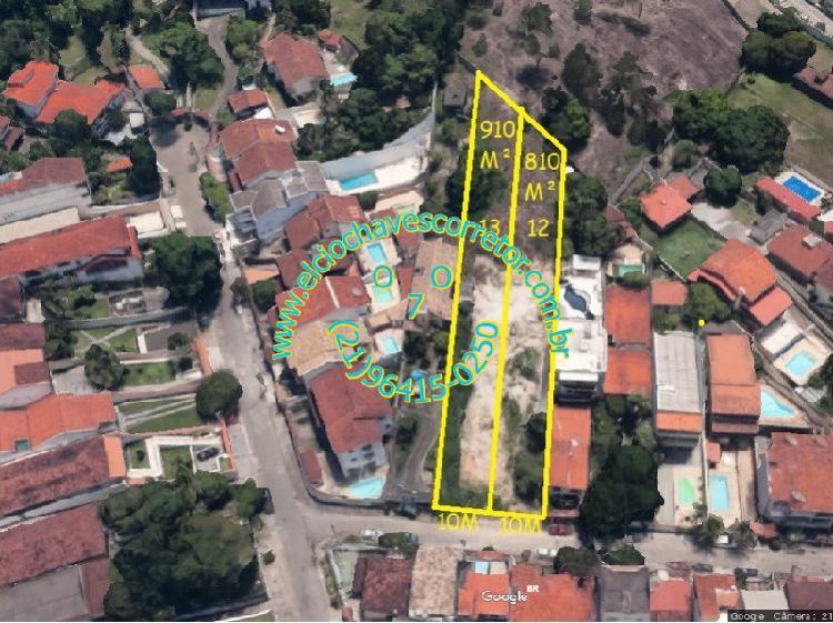 Terrenos em Condomínio Fechado na Estrada do Pau-Ferro com