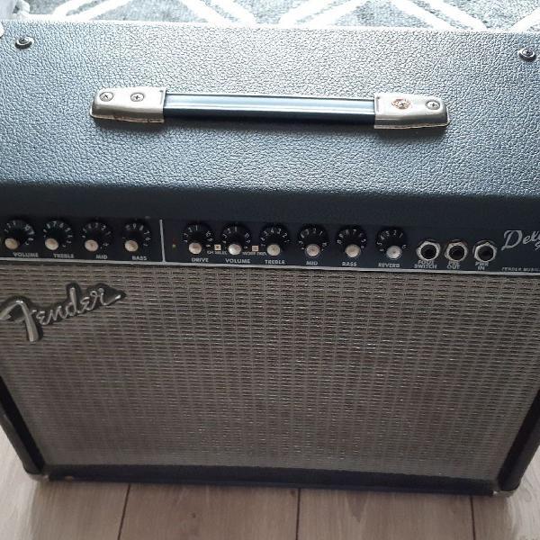 Amplificador Fender Deluxe 90