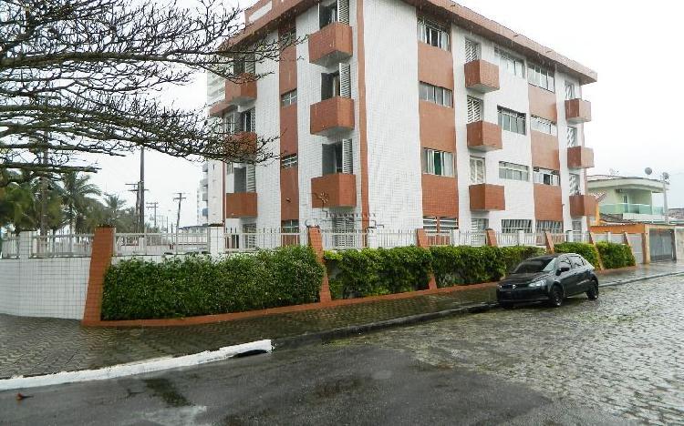 Apartamento 2 Dormitórios frente mar, Praia Grande