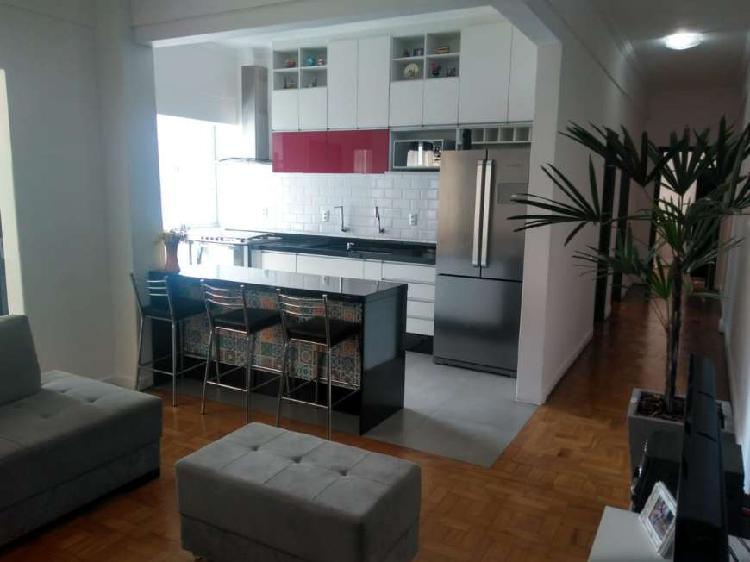 Apartamento 2 Dorms Bairro da liberdade 90m2 450 mts do