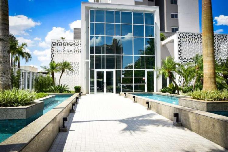 Apartamento 92 m² com 3 quartos e 2 vagas de garagem -