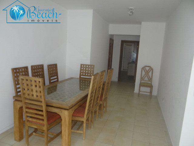 Apartamento Padrão para Aluguel em Pitangueiras Guarujá-SP