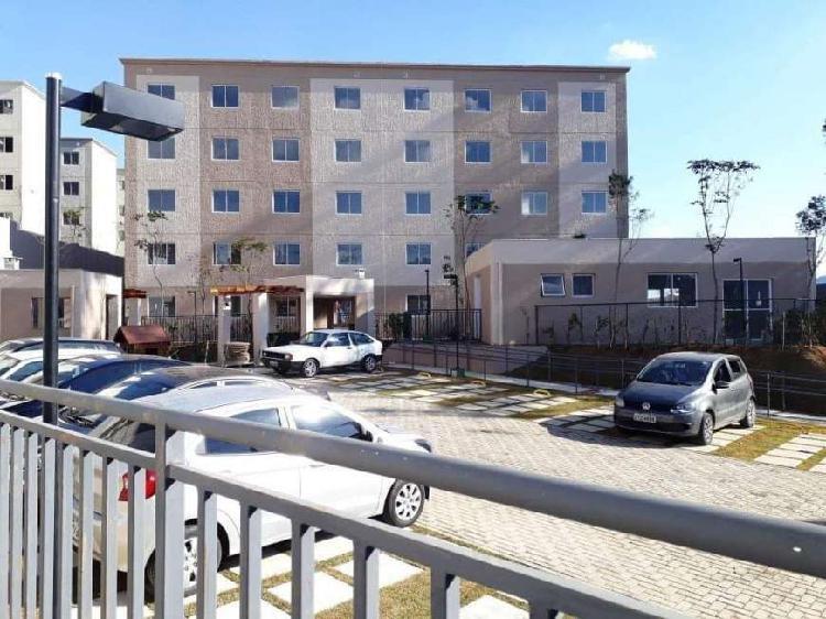 Apartamento para aluguel tem 40 metros quadrados com 2