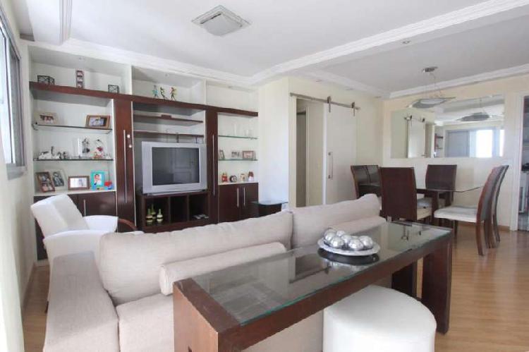 Apartamento para venda possui 75 metros quadrados com 2