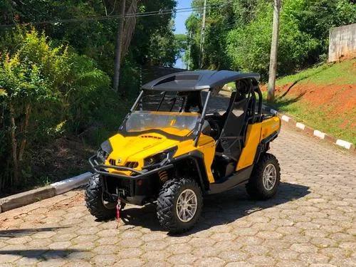 Can Am Utv Quadriciclo Commander 1000 4x4 2012 (Completo)