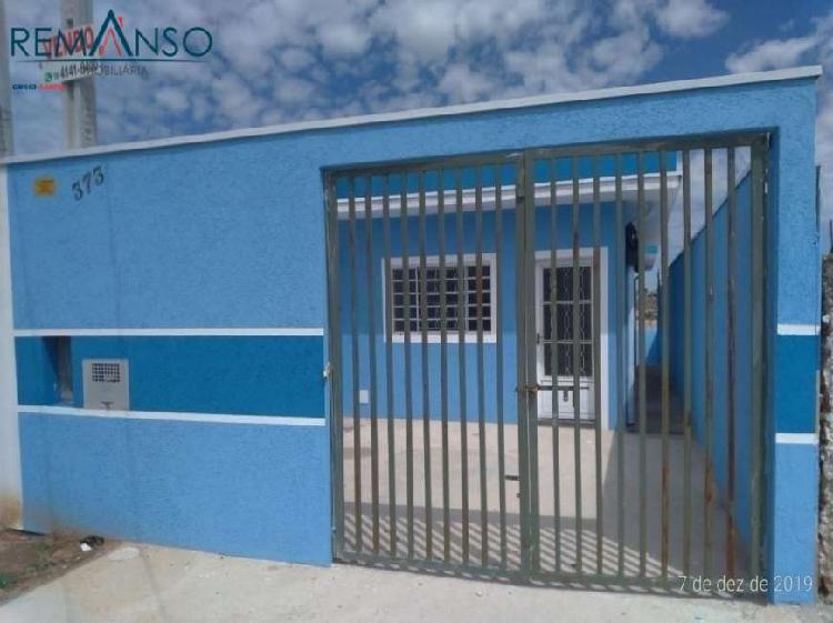 Casa 02 Dorm | Use FGTS | Jd Novo Maracanã | Campinas