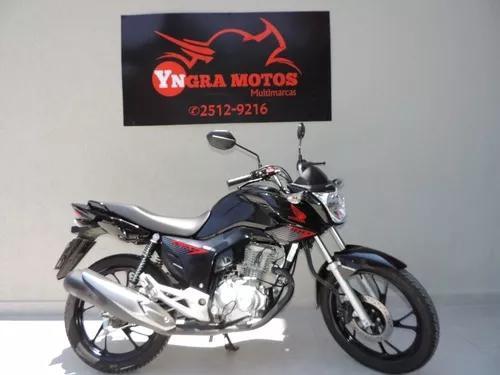 Honda Cg 160 Fan 2020 Nova