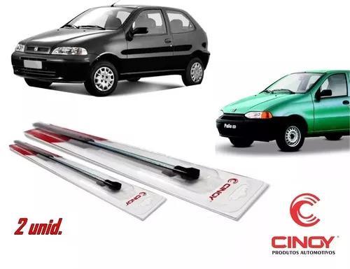 Par Pistão Amortecedor Porta Malas Fiat Palio 1996 Até