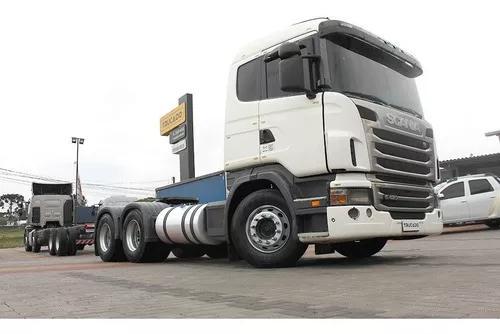 Scania G 420 6x4 2010 No Cavalo Mecânico = 124 114 380 420