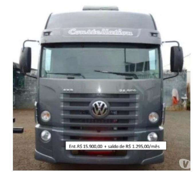 VW 24-250 2012, Truck Carroceria