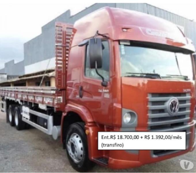 VW 24-280 Truck Cabine leitoTeto Alto