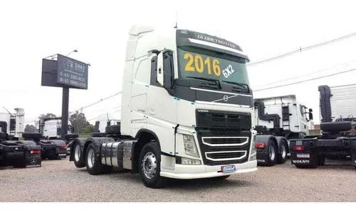 Volvo Fh 460 6x2 Ano 2016 New
