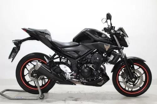 Yamaha Mt 03 Abs 2018 Preta
