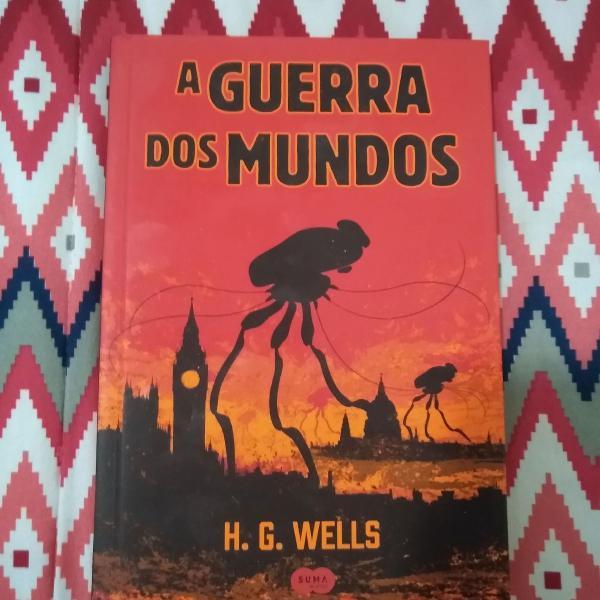 a guerra dos mundos - h g wells
