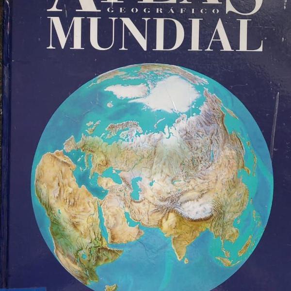 atlas geográfico mundial folha de são paulo