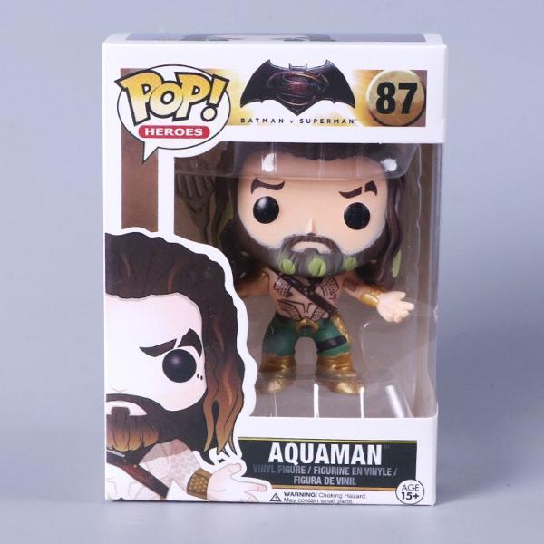 boneco funko pop aquaman