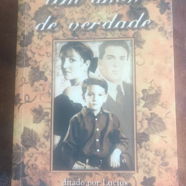 livro um amor de verdade zínia gasparetto